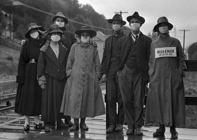«Испанка»: как в начале XX века мир пережил пандемию посуровей коронавирусной