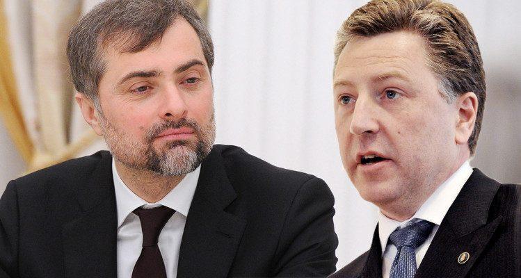 «Занимался провокациями с самого первого дня»: в ДНР объяснили приостановку встреч Суркова с Волкером