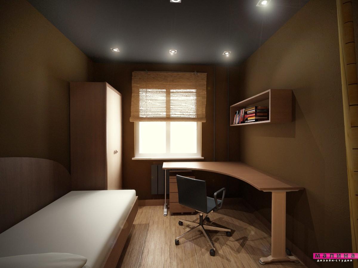 Как обставить комнату 2 на 4 метров