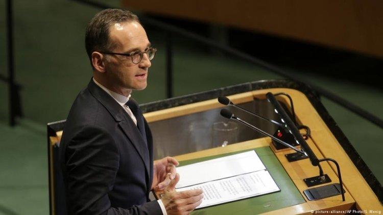 Глава МИД ФРГ раскритиковал новые санкции против России