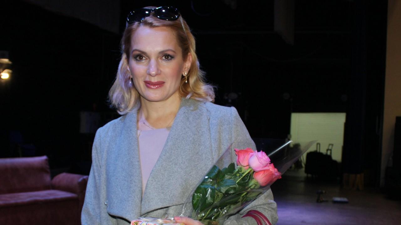 Актриса Порошина в пятый раз стала матерью