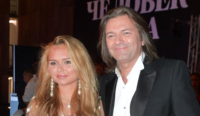 Ангелоподобная дочь Маликова…