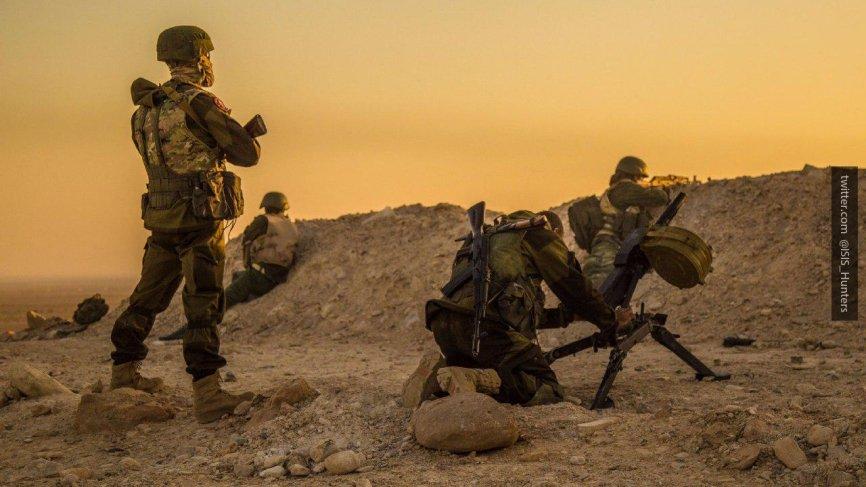 Коалиция США опровергла данные об эвакуации террористов ИГИЛ* из Сирии