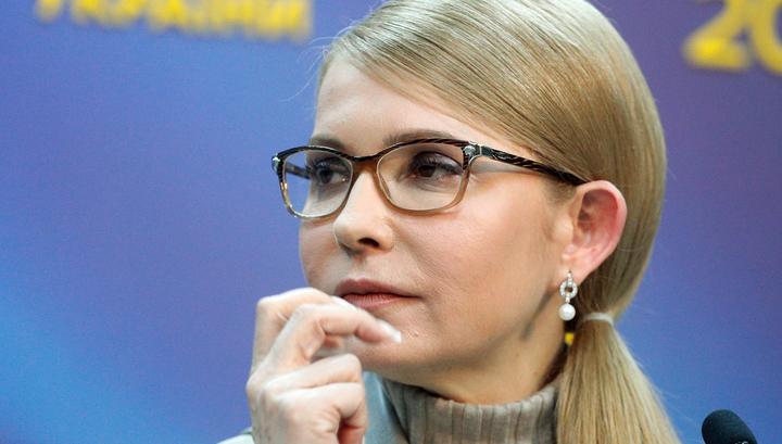Тимошенко припомнили ее планы по «истреблению русских из атомного оружия»