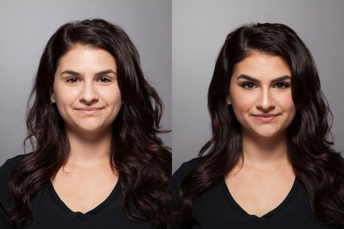 Как «похудеть» в лице за несколько минут: инструкция от визажиста