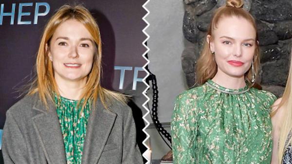 Битва нарядов: Надежда Михалкова и Кейт Босуорт в H&M Conscious