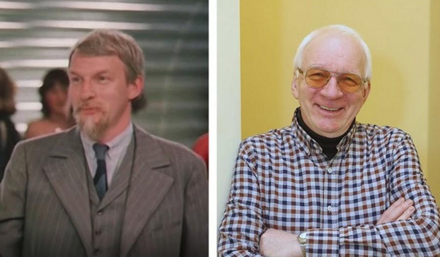 Владимиру Носику прекрасно удался дед Павел