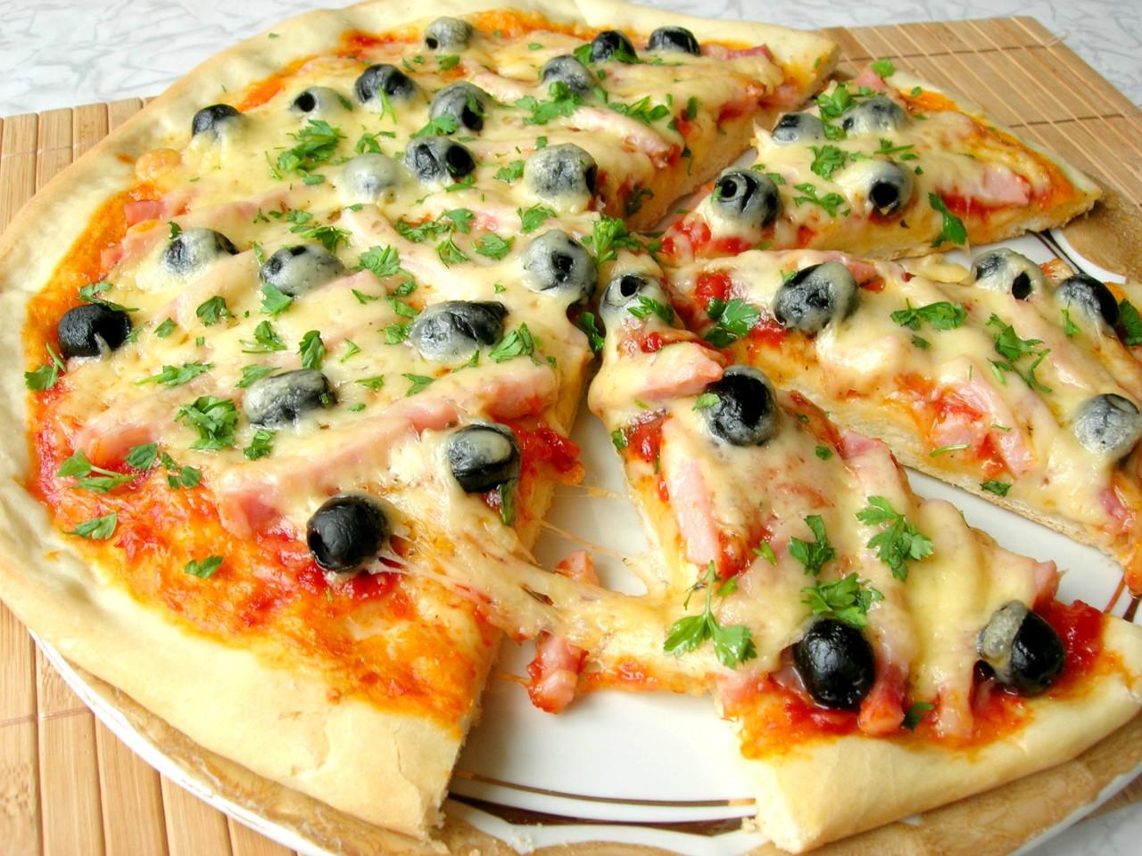 Домашняя пицца «как я люблю» вкуснее, чем в любимой пиццерии