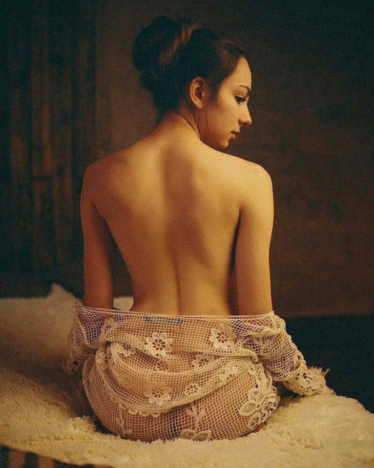 Великолепная российская модель из Самары