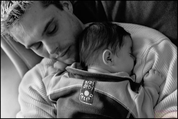 Отцы и дети: роль отца в воспитании .