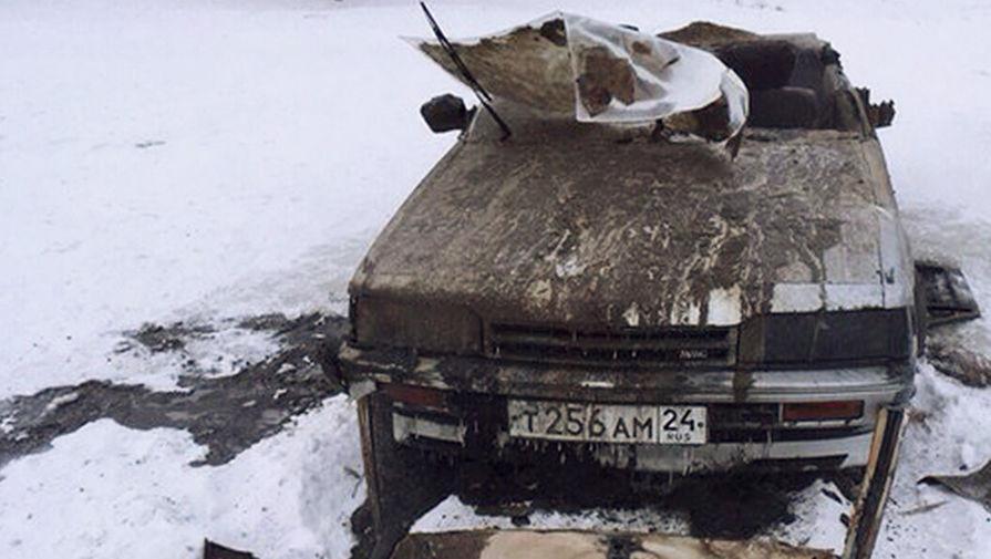 20 лет под водой: новые подробности таинственной истории в Красноярске