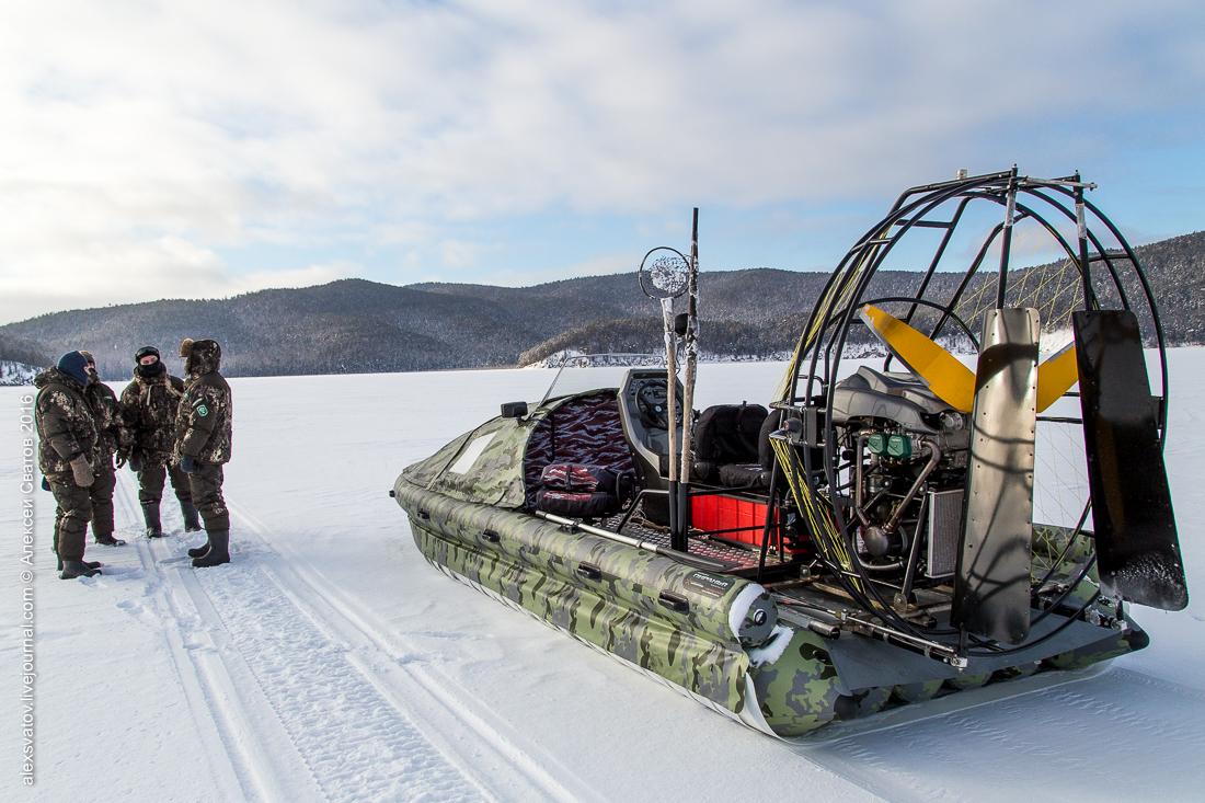 Как мы на Байкале браконьерские сети снимали. Заповедное Подлеморье