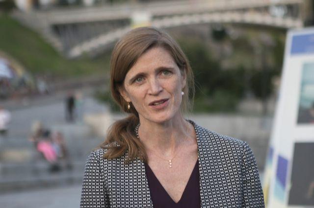Саманта Пауэр в прощальной речи назвала РФ главной угрозой для США