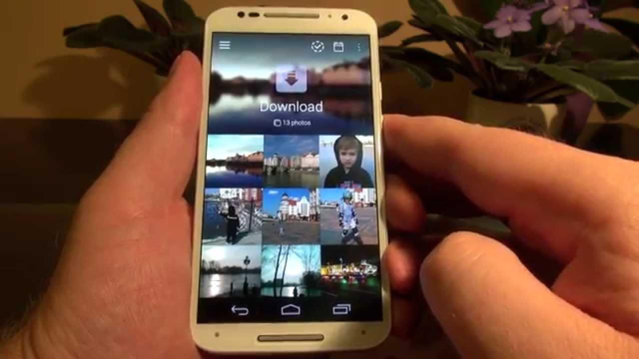 Как восстановить удаленные фото с телефона на Андроиде