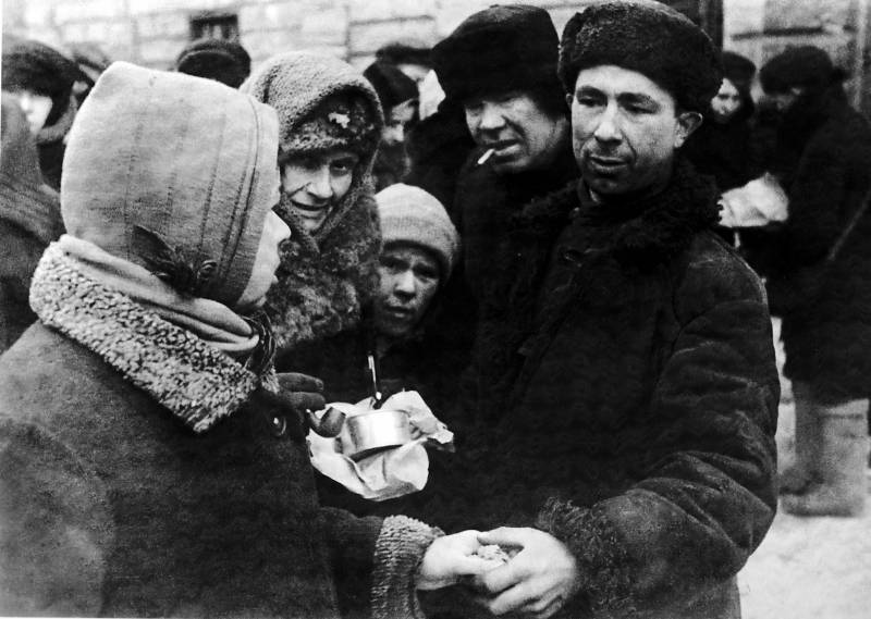 Рынок в блокадном Ленинграде: свидетельства выживших. Часть 1