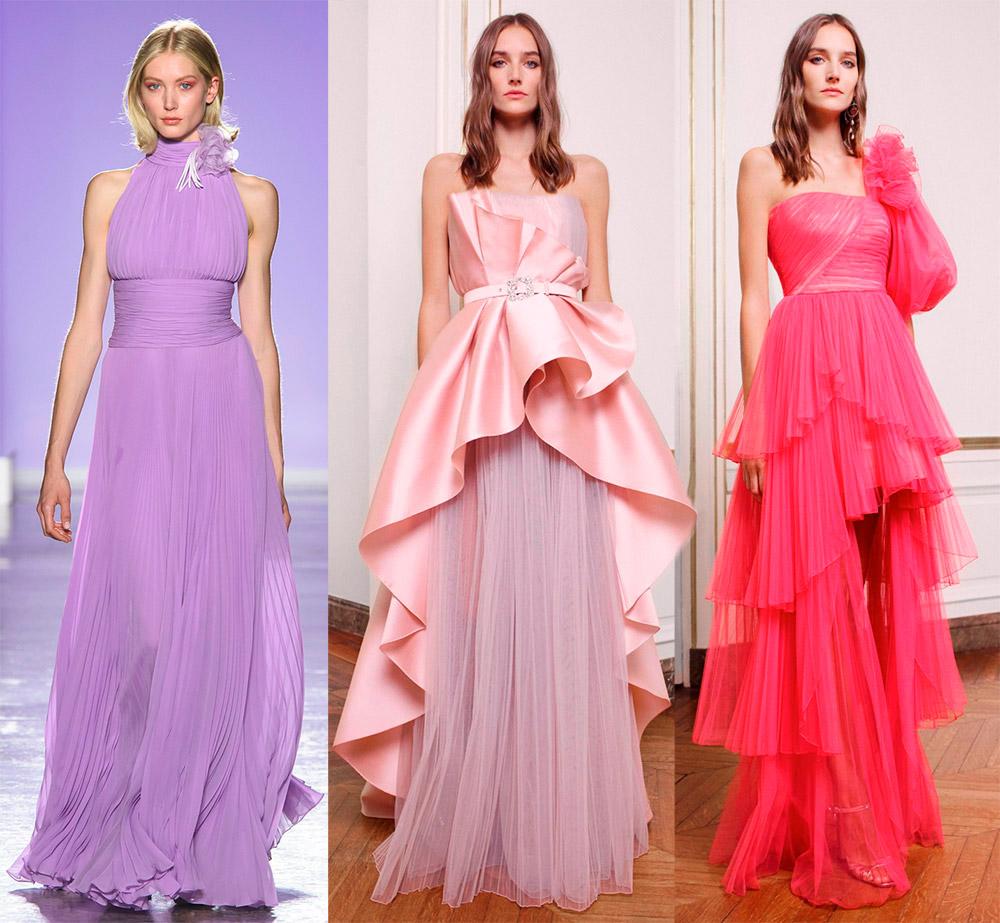 Самые дорогие платья на выпускной бал 2019
