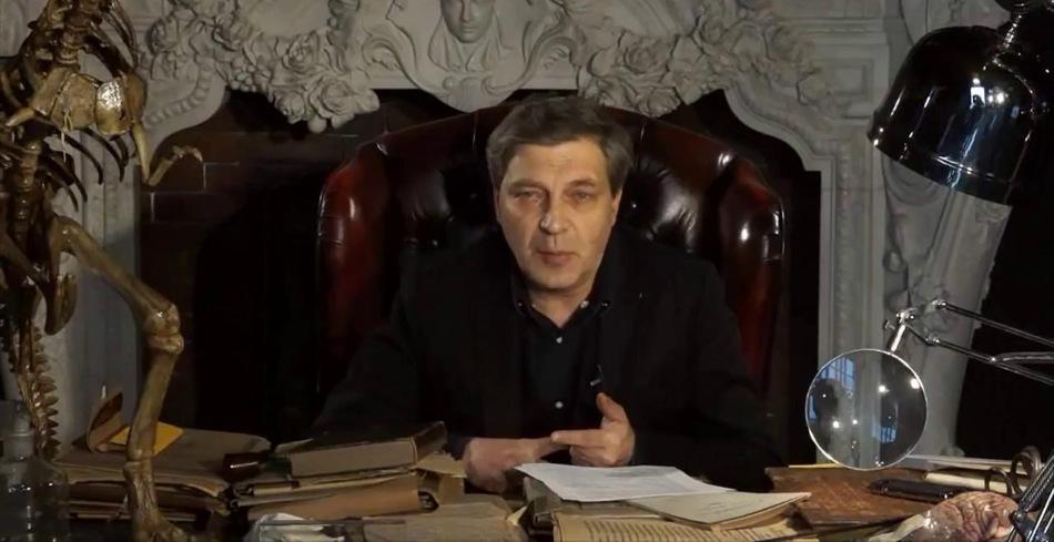 Невзоров заявил, что он единственный атеист в России