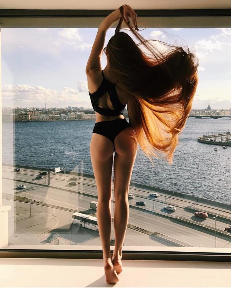 История московской Рапунцель: от девушки, борющейся с облысением, до обладательницы роскошной шевелюры Анастасия Сидорова, внешность, волосы, девушка, красота, люди, прическа