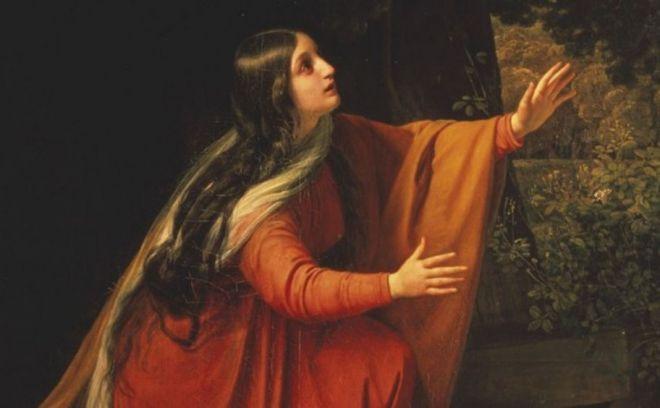 Шок! Учёные показали, как на самом деле выглядела Мария Магдалина!