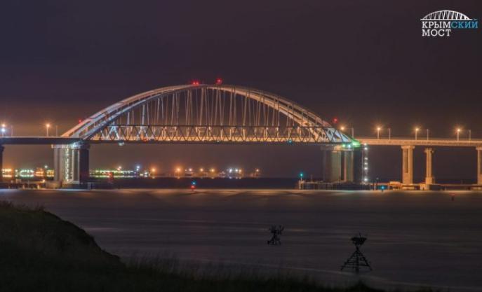 Зловещие украинские прогнозы не оправдались: Крымский мост успешно перенёс зиму