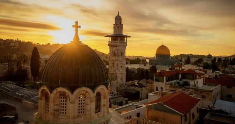 США и РФ подготавливают перенос столицы Израиля в Иерусалим