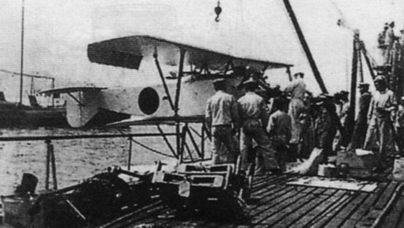 Гидроавиация японского подводного флота во Второй мировой войне. Часть III