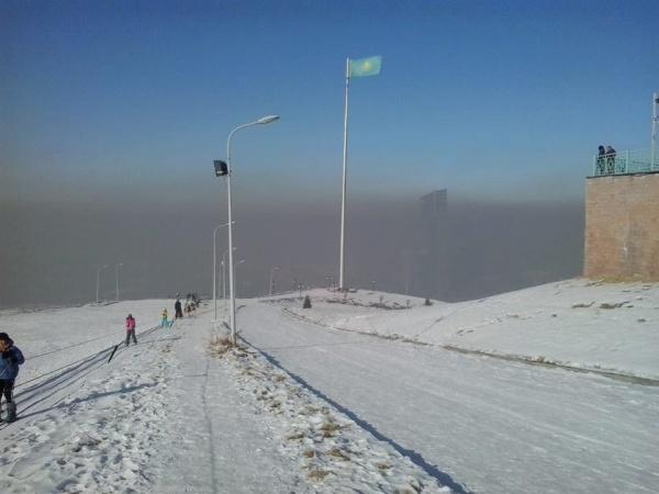 Назарбаев: На «зеленую» энергию вКазахстане приходится лишь 1%