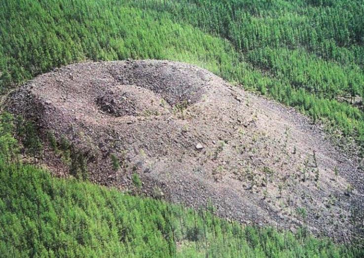 Патомский кратер: самое загадочное место в Сибири