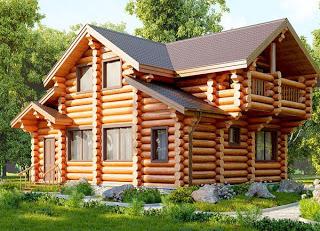 Рекомендации по уходу за деревянным домом