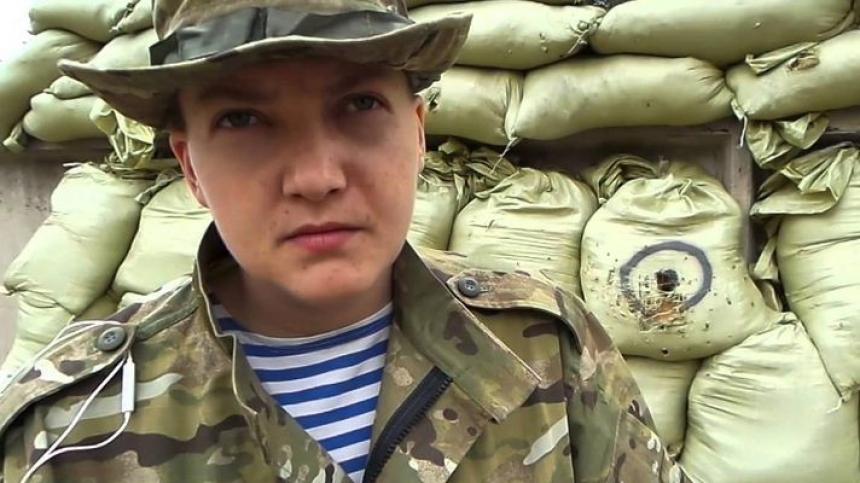 WikiLeaks: Савченко участвовала в групповых секс-оргиях на Донбассе, а теперь метит в президенты
