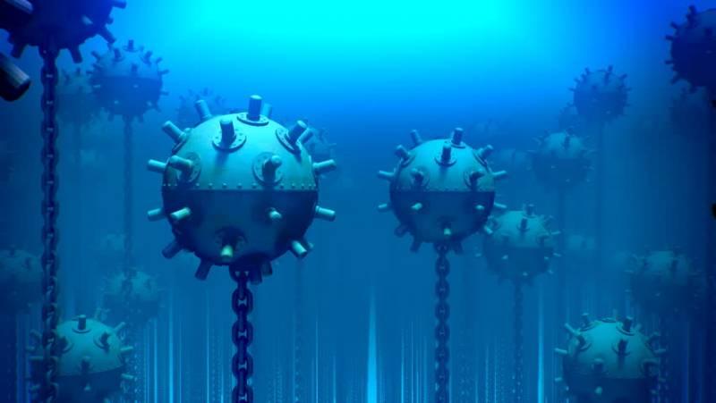Смерть из ниоткуда. О минной войне на море. Часть 1