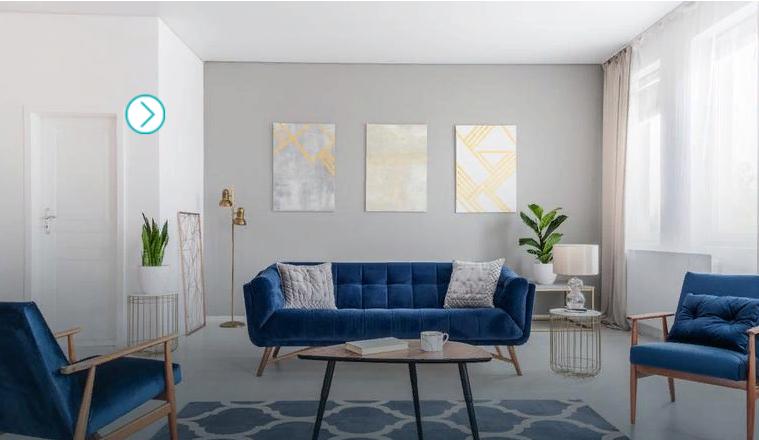 Стеганая мебель добавляет стиль любому пространству
