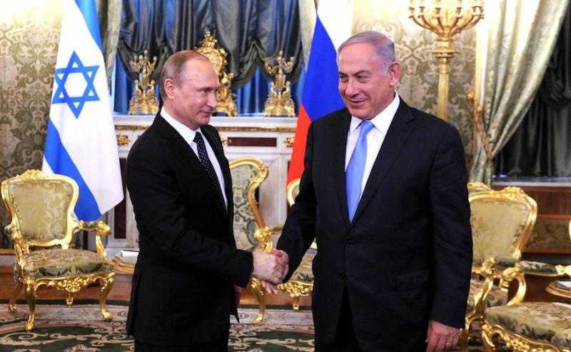 У России и Израиля один враг