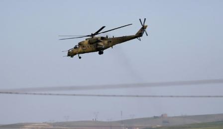 Иракская армия нанесла массированный авиаудар поИГ врайоне Мутайбиджа