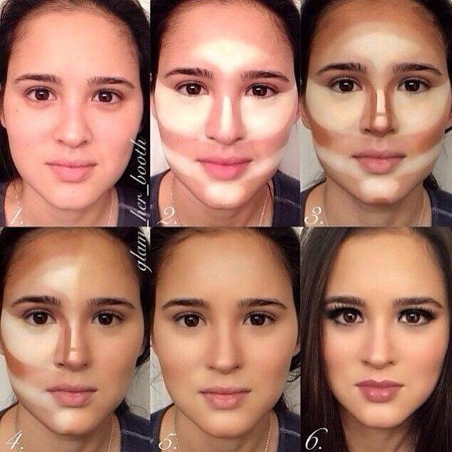 8 трюков в макияже с которыми вы будете выглядеть идеально
