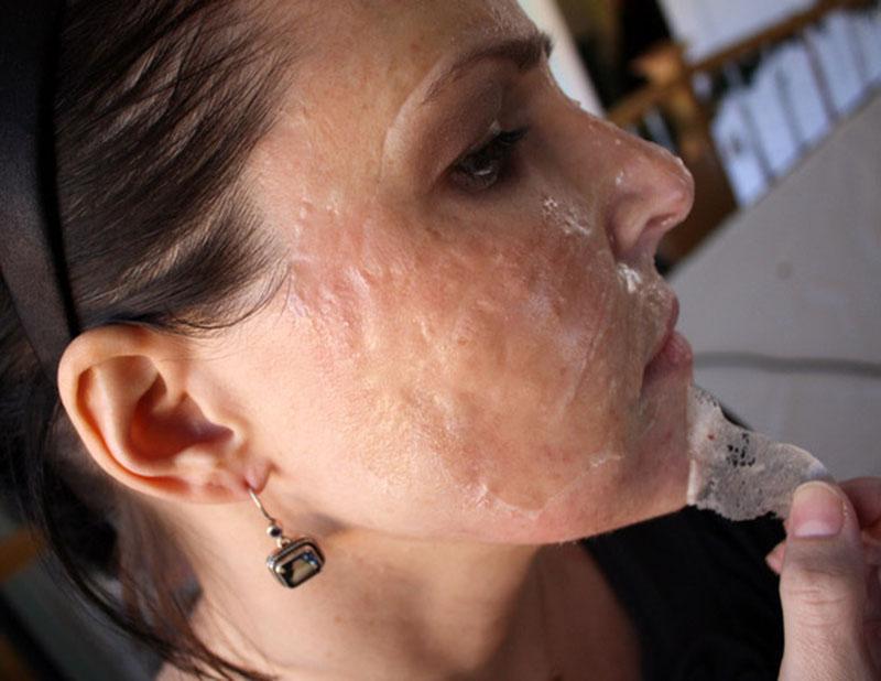 Как избавиться от морщин, очистить поры и улучшить тонус кожи в домашних условиях