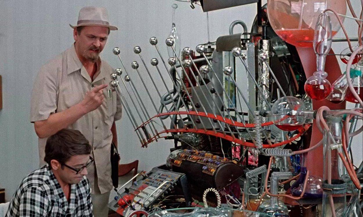 Как создавалась «машина врем…