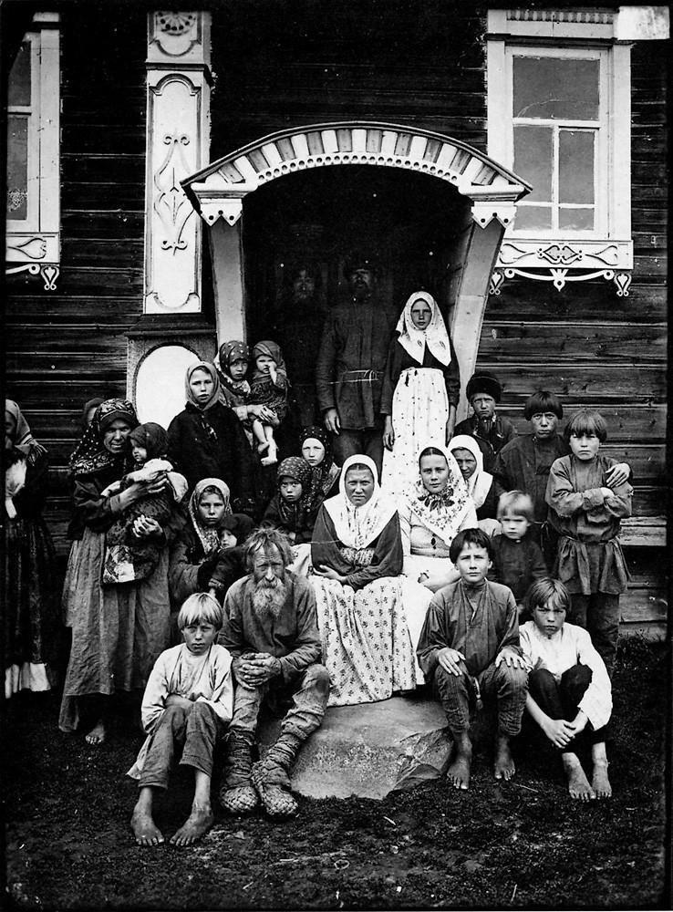 Царская Россия в крайне реалистических снимках