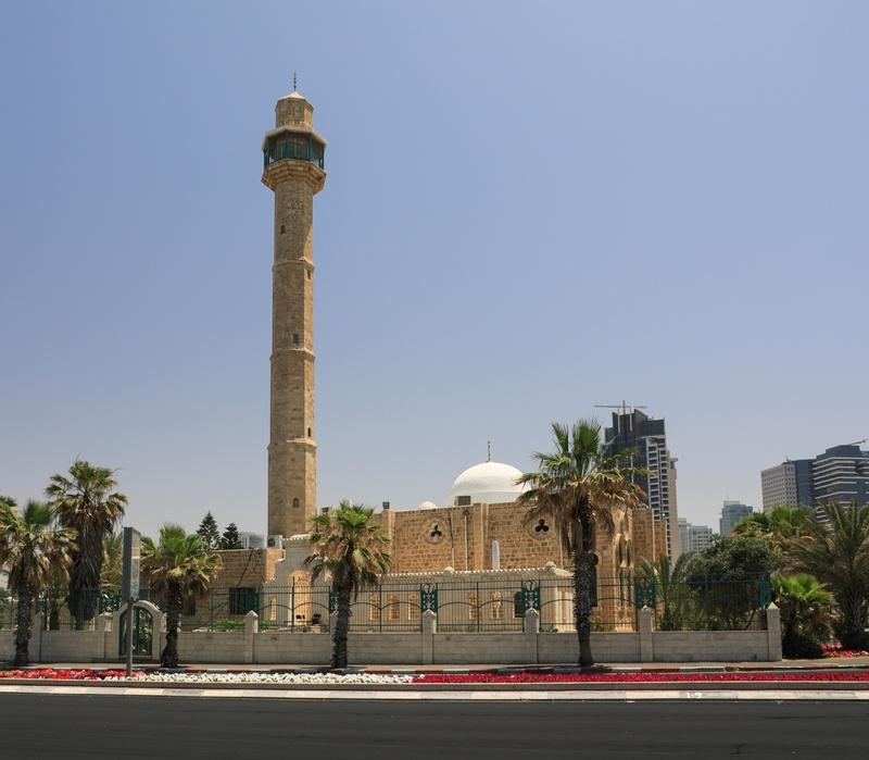 Израиль, город Тель-Авив в ф…