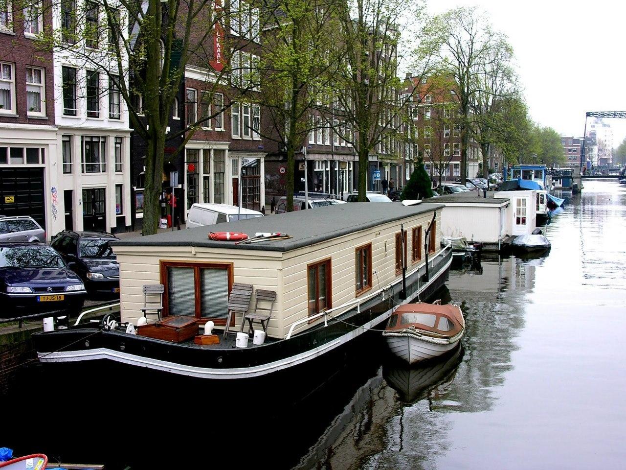 Амстердам - Северная Венеция