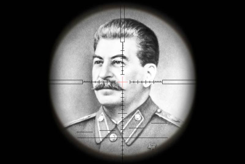 Почему провалились все покушения на Сталина?