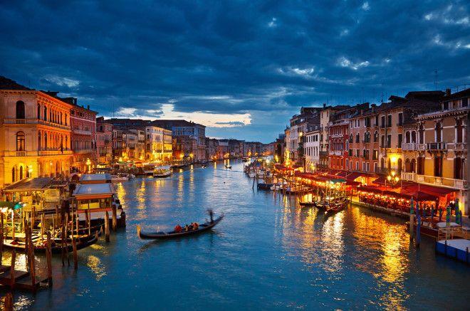 Любовь и голуби. 10 причин хотя бы раз в жизни побывать в Венеции