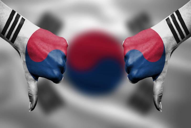 Корейцы потребовали от Токио переименовать Японское море