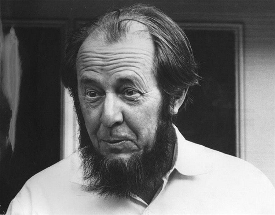 Почему Солженицына не будут …