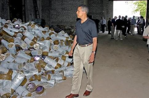 Барк Обама опаскудил русских…