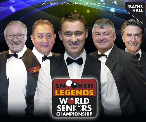 World Seniors Snooker Championship 2019