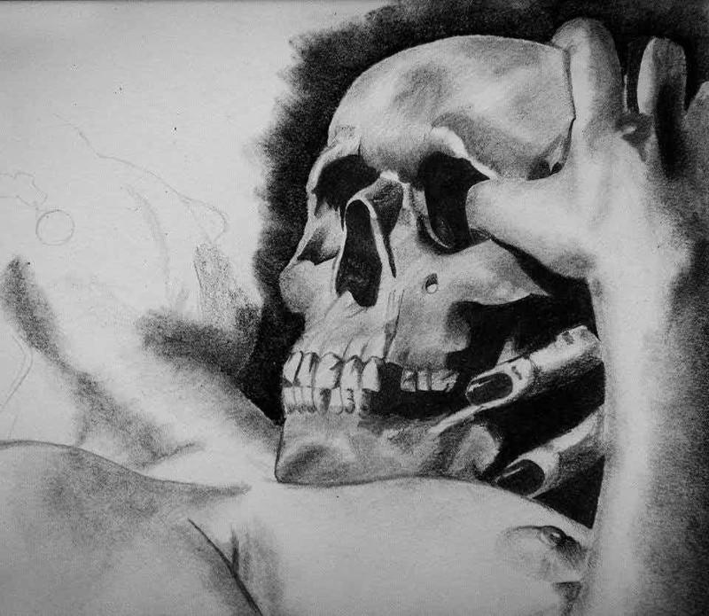Зубной скрежет: рекомендуем обнимать и целовать человеческий череп медицина прошлого, медицинские истории