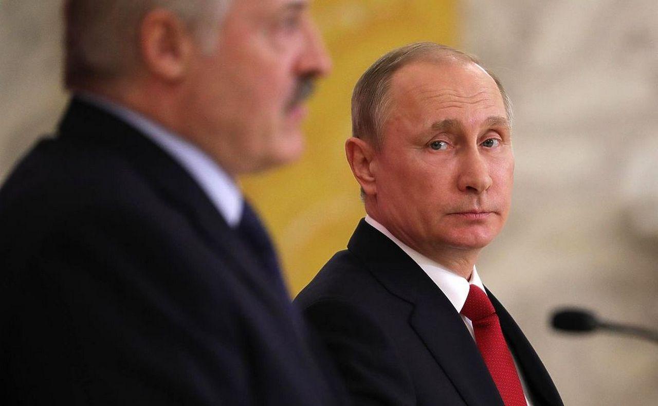 Конец белорусского социализма
