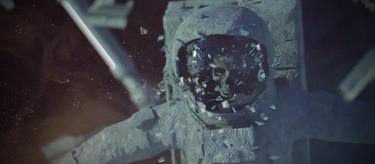 С чем встречались космонавты на орбите