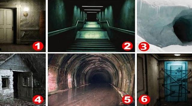 Тест известного психолога: выберите дверь, которая заставляет вас больше всего бояться, и узнайте, что скрывает ваша личность